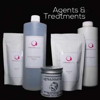 Agents and Treatments
